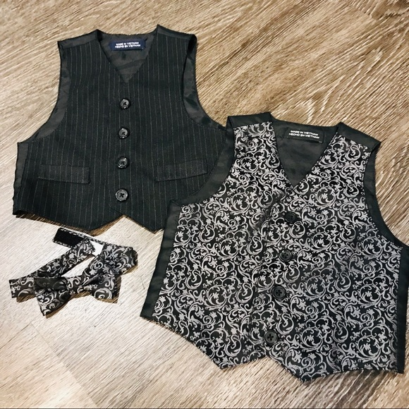 Other - Bow Tie & Formal Vest Lot